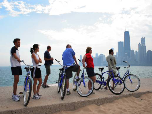 Cycling Worldwide Bike Tours