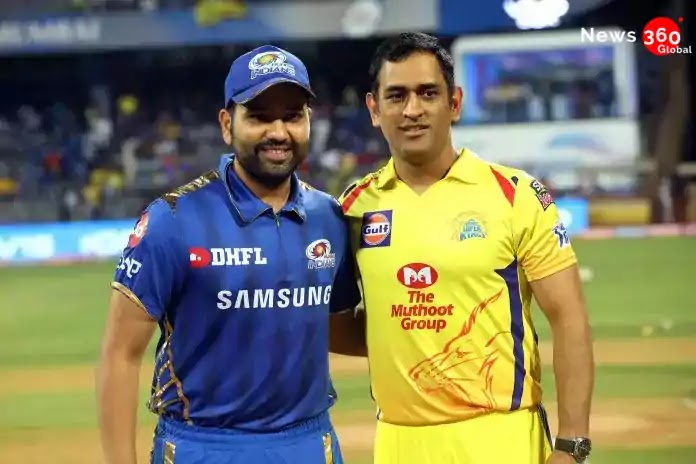 Dhoni says the reason for mumbai victory.