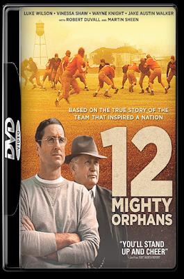 12 Mighty Orphans [2021] [DVDR R2] [Spanish]