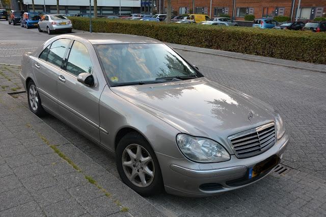2003 Mercedes S-klasse