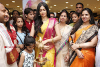 Actress Adah Sharma Launches Saree Niketan Showroom  0027.jpg