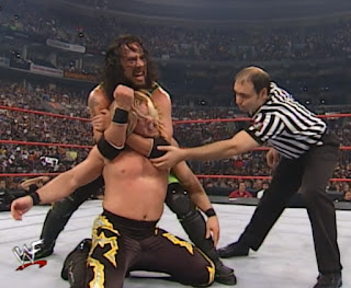 WWE / WWF Unforgiven 2000 - X-Pac battled Chris Jericho