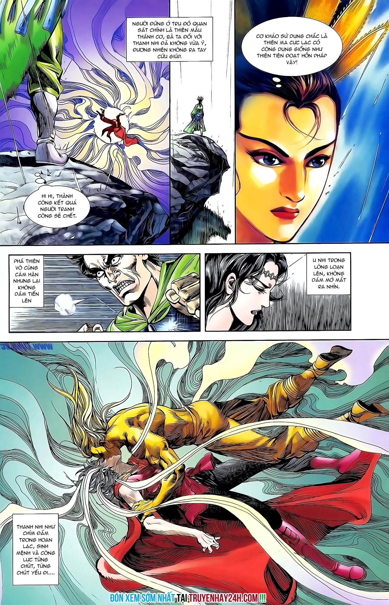 Cơ Phát Khai Chu Bản chapter 130 trang 29