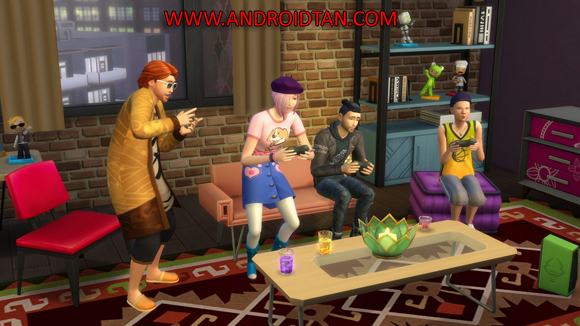 Free Download The Sims 4 City Living Skidrow Reloaded Full Terbaru 2017