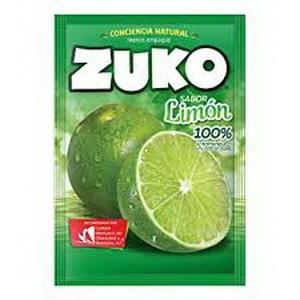 Bột Chanh Zuko Lime Pha Nước Uống Bổ Sung Vitamin C Hàng Xách Tay Mỹ