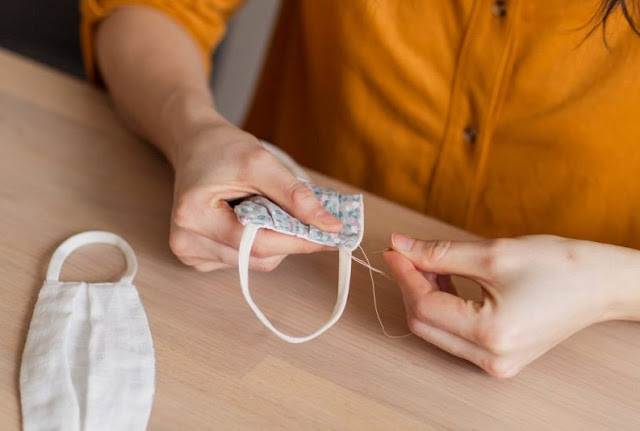 Menjadi Kebutuhan Wajib, Intip 5 Kegunaan Print Masker Bagi Semua Kalangan