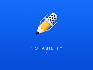 Using the Notability app to go paperless for assessments and note keeping