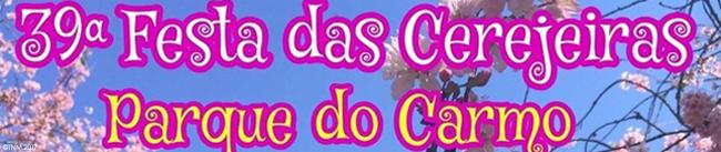 FESTA DAS CEREJEIRAS DO PARQUE DO CARMO