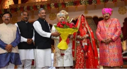 रीवा की राजकुमारी मोहिना और सुयश बंधे शादी के बंधन में, तस्वीरें व वीडियो हुआ वायरल