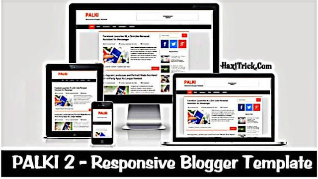 palki2 Blogger Template Free Download