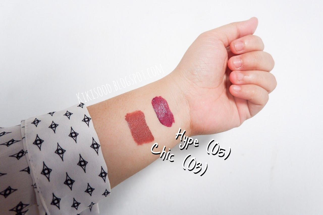 Wardah instaperfect Mattesetter lip matte paint