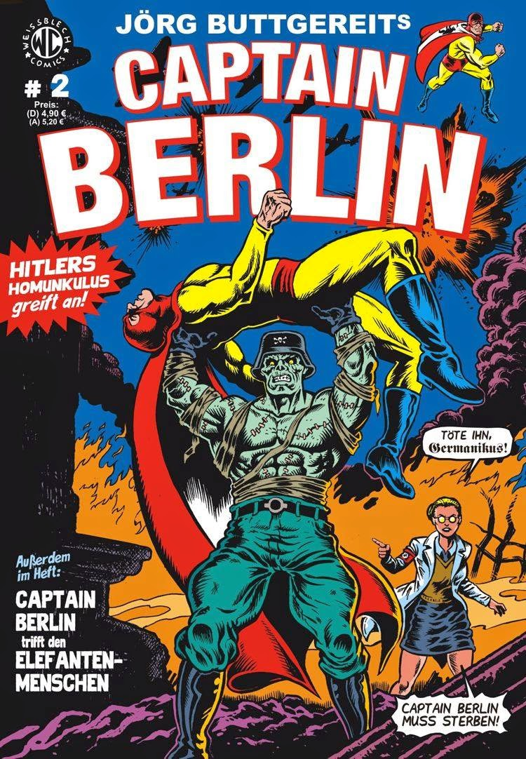 Captain Berlin