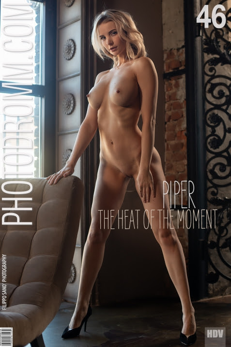 [PhotoDromm] Piper - The Heat of The Moment 1617729964_cover