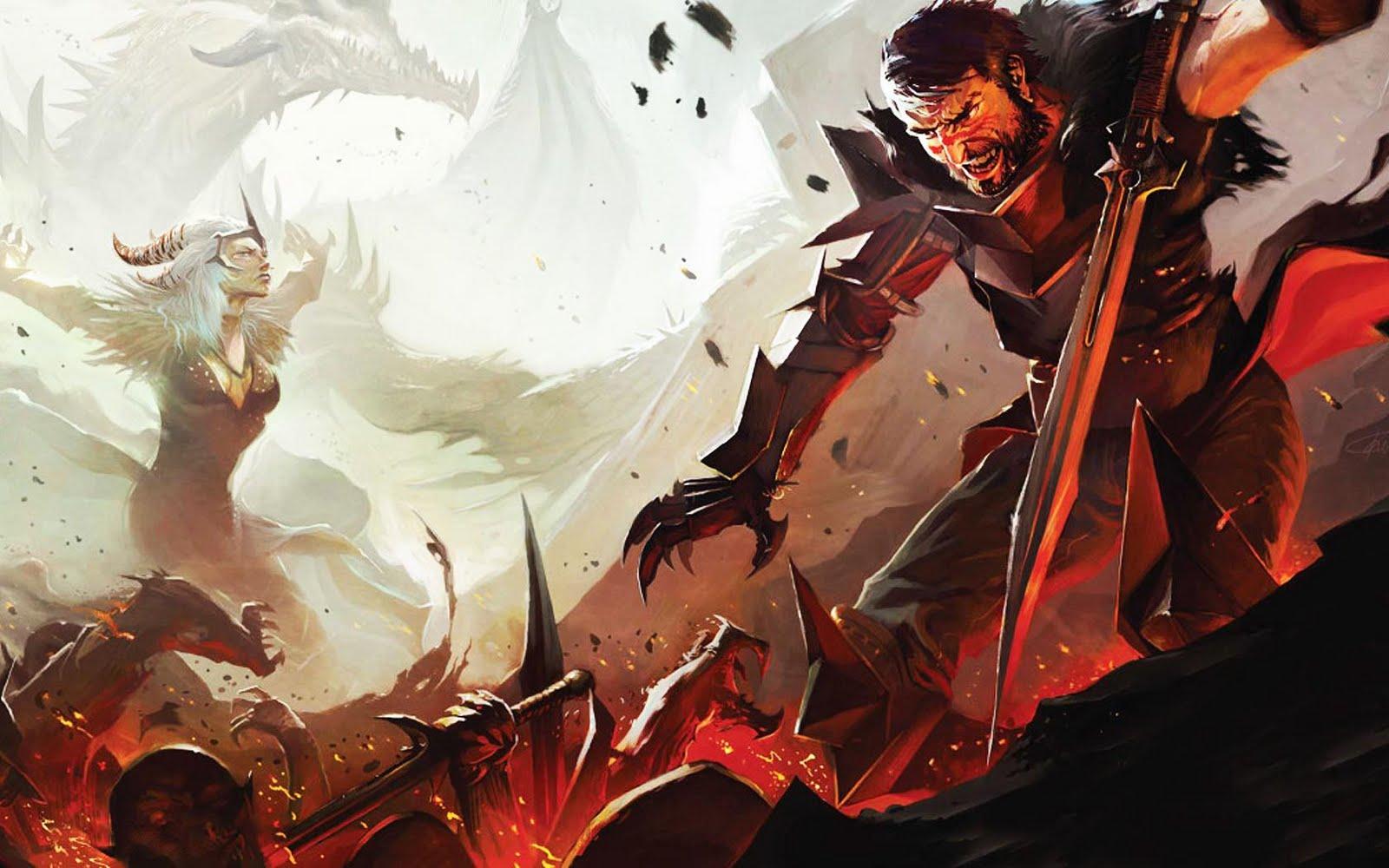 Varsalla´s Songbook: Dragon Age II