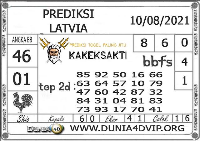 Prediksi Togel LATVIA DUNIA4D 10 AGUSTUS 2021