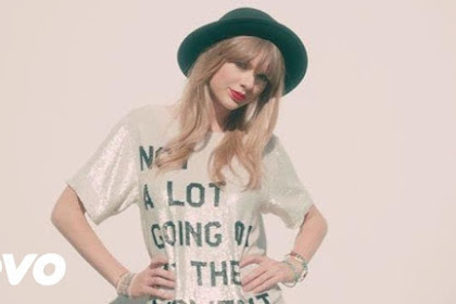 Lyrics and Video 22 - Taylor Swift