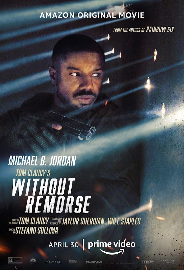 Protagonizado por Michael B Jordan, Amazon Prime Estreia No Final de Abril o Explosivo Tom Clancy's Without Remorse