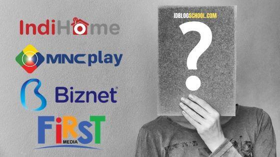 Harga Pasang WiFi IndiHome, First Media, Biznet, dll Terbaru Tahun Ini