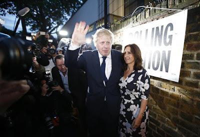 BoriMarina Wheeler, Brexit, David Cameron, Európai Unió, Nagy-Britannia, Skócia, Boris Johnson,