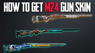 How To Get M24 Skin In Pubg Mobile