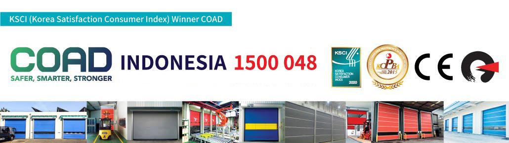 COAD High Speed Door Indonesia