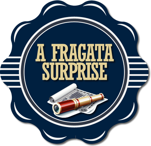 Blog de viagens A Fragata Surprise