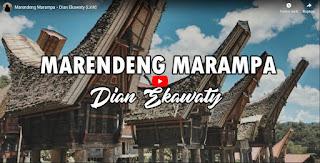 Lirik Lagu Marendeng Marampa - Lagu Daerah Toraja
