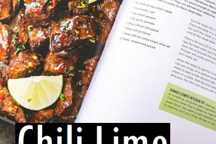 Chili Lime Steak Bites Recipe