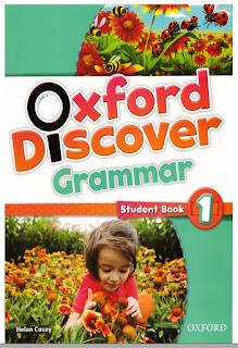 كتاب oxford discover grammar student book 1