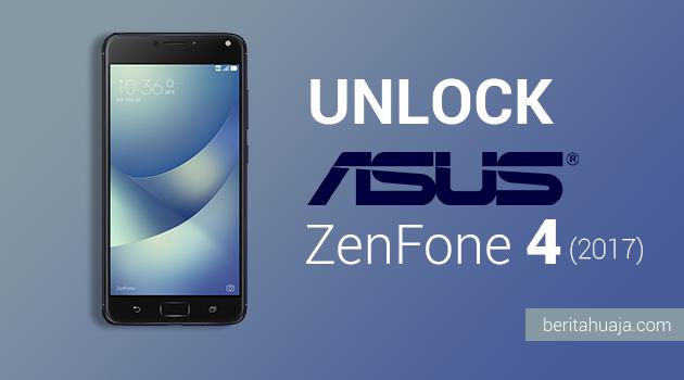How To Unlock Bootloader ASUS ZenFone 4 (2017)