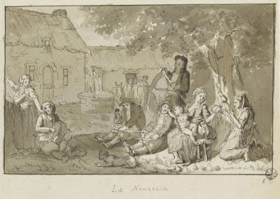 Olivier Stanislas Perrin, La nourrice