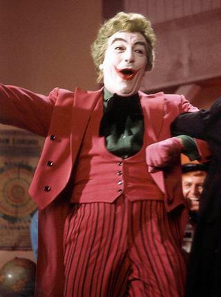 César Romero fue el Joker en la serie Batman en 1966