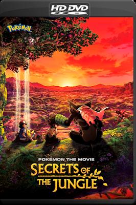 Pokémon the Movie: Secrets of the Jungle [2021] [Custom – DVDR] [Latino]