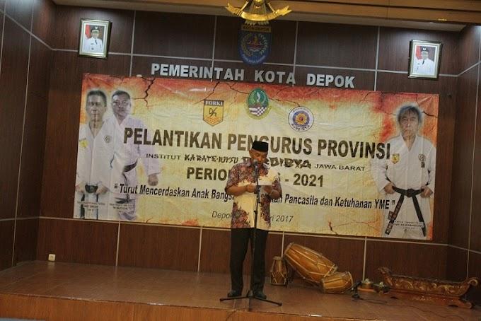 Walikota Akui Depok Minim Faslitas Sarana Olahraga