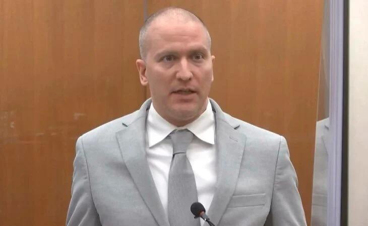 Le dan 22 años y medio de cárcel al expolicía Derek Chauvin por el asesinato de George Floyd