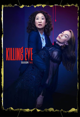 Killing Eve (TV Series) S02 Custom HD LATINO 2DVD
