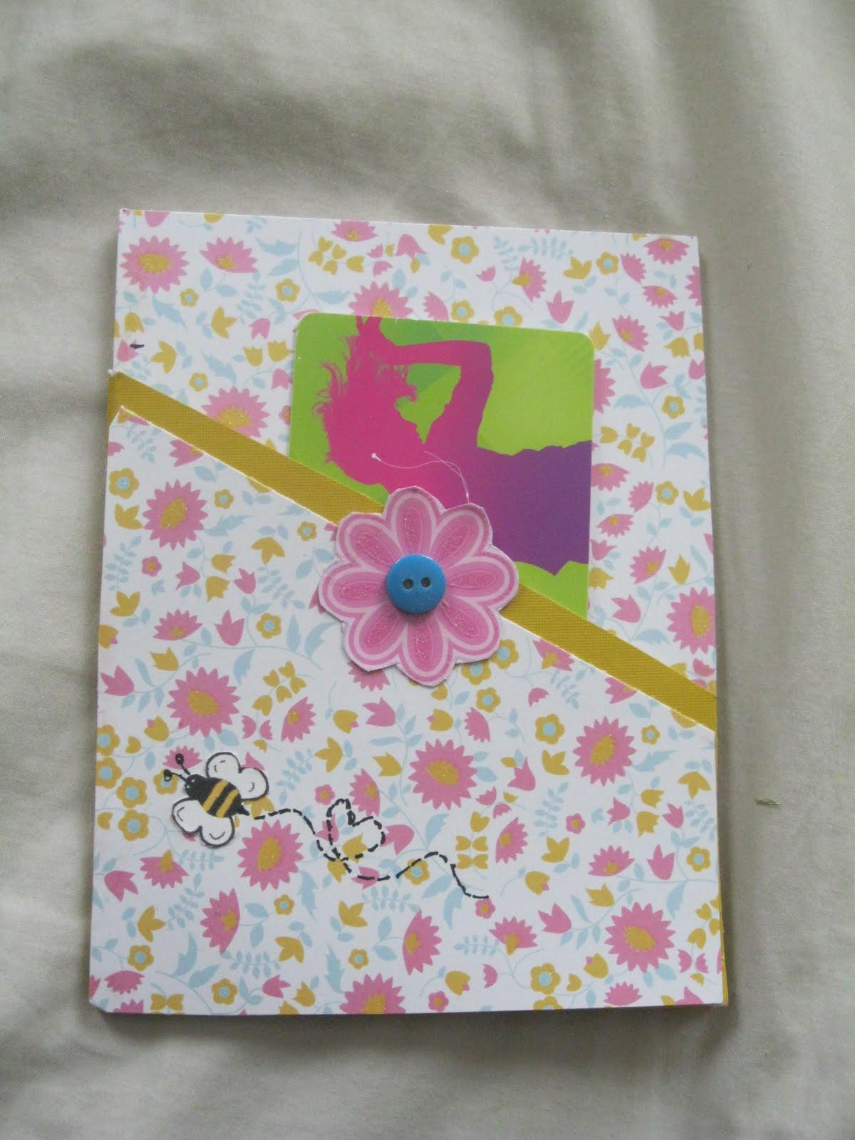 Tip Garden Handmade Gift Card Holders