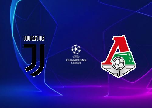 Juventus vs Lokomotiv Moscow -Highlights 22 October 2019
