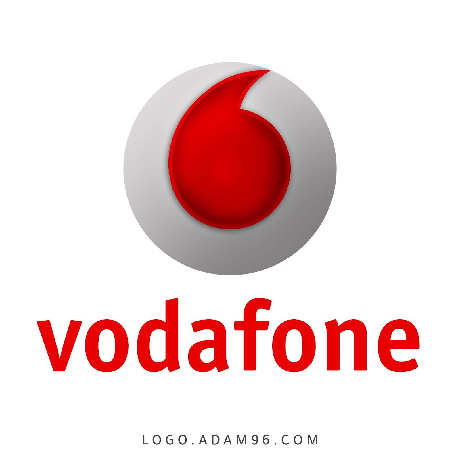 تحميل شعار فودافون | Vodafone