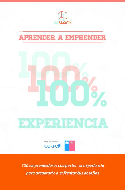 Aprender a emprender - 100% experiencia