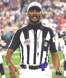 Transgriot Nfl Referee Jerome Boger Making Black History