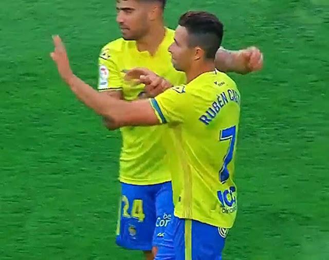 Rubén Castro se consolida como máximo goleador en solitario en segunda división