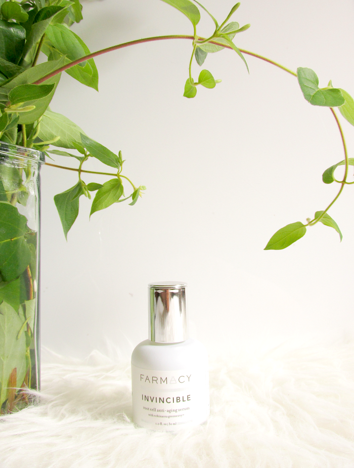 Review: Farmacy Beauty - Invincible Root Cell Anti-Aging Serum available at Sephora & QVC
