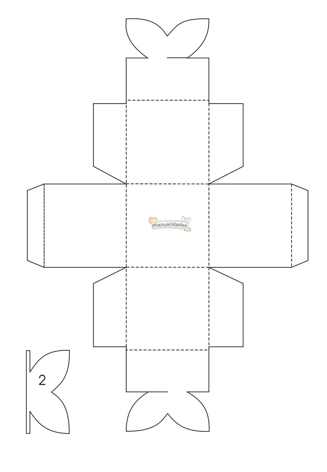 Nela Designs: Moldes para cajas, box template, packaging, free