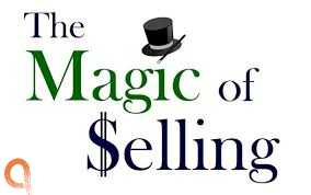 Small Business selling Magic