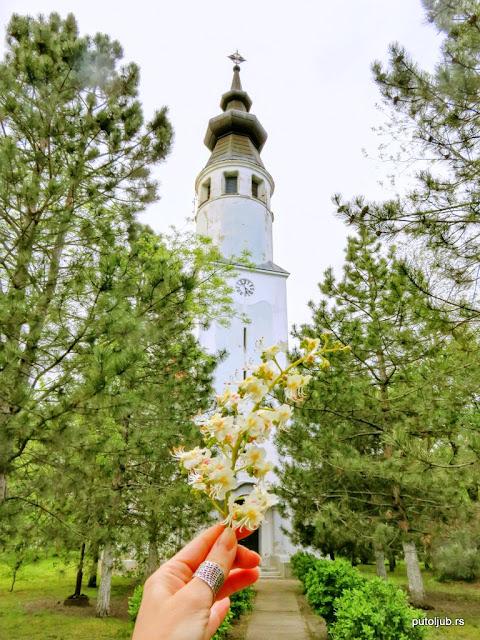 crkva u Belom Blatu