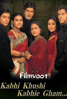 kabhi khushi kabhie gham full movie download HD
