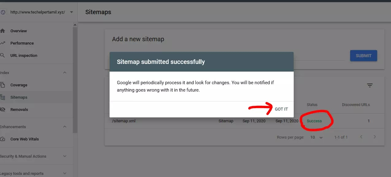 How to Fix Sitemap Couldn't Fetch Error in Blogger Tamil [100% Fixed]