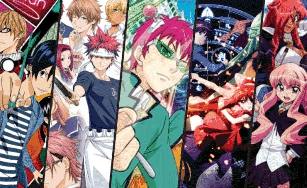 Best J.C.Staff Anime list