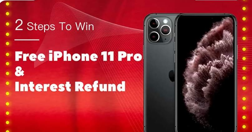 Win Free Iphone 11 Pro In The Okash Nigeria Giveaways